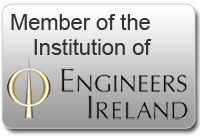 Member of the Institution of Engineers Ireland